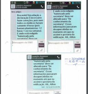 mensagem de texto para o assessor do paulo siufi