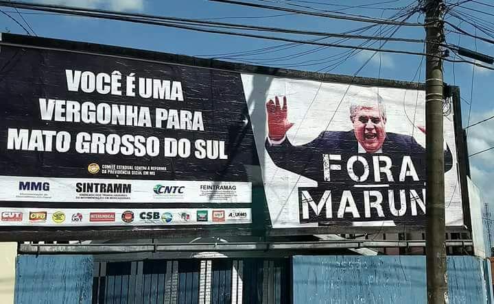 Outdoor que repudia deputado federal Marun está espalhado por Campo Grande.jpeg
