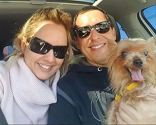 Tatiane Machado, ex-fiel assessora de Paulo Passos e o seu marido Jean Fernandes.jpg
