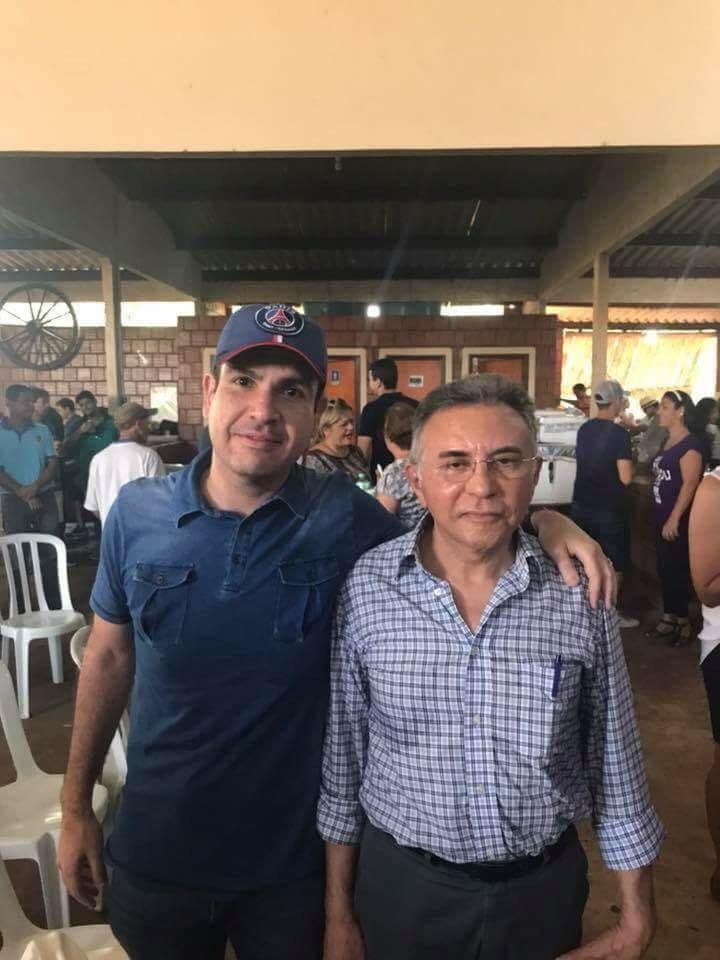 Empresário Jamil  Name filho, pré-candidato a deputado estadual  e Odilon de Oliveira.jpeg